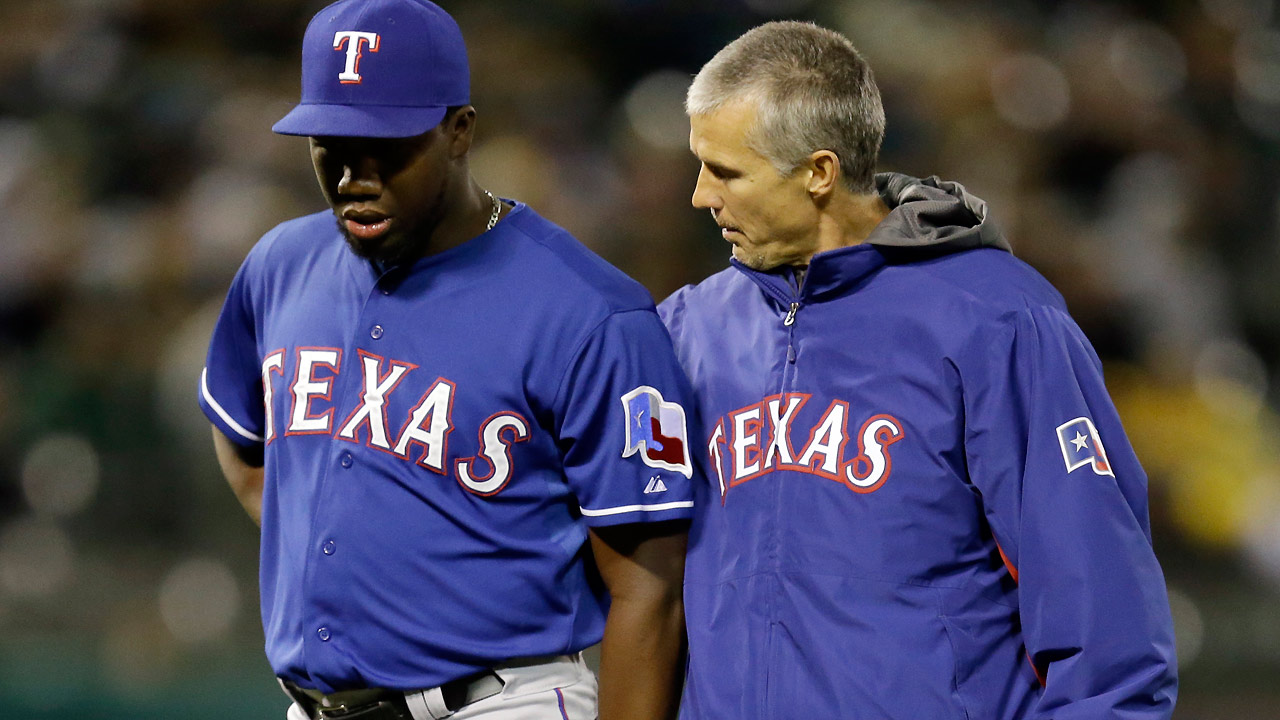 Rangers reliever Figueroa to have Tommy John
