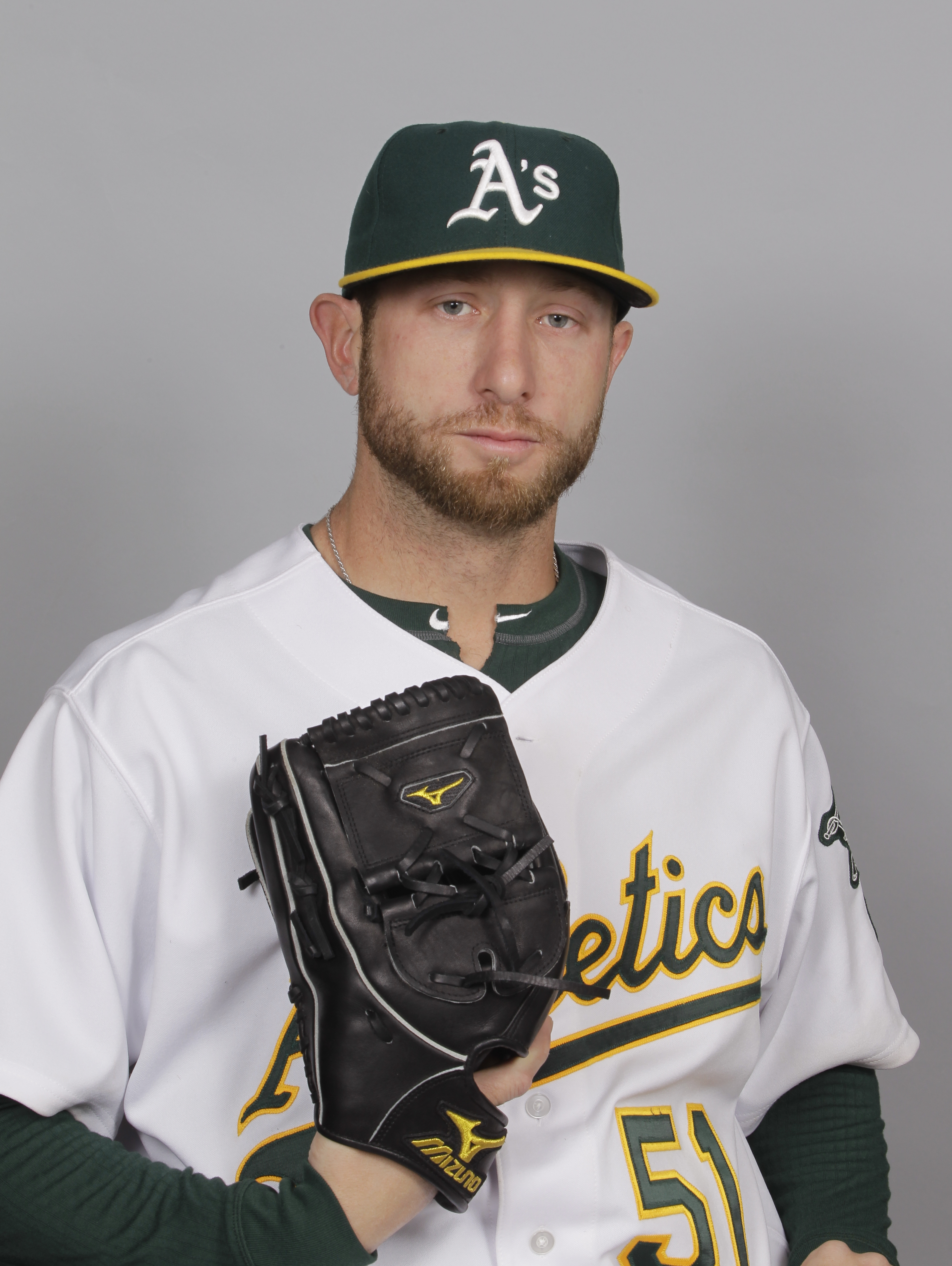 Dallas Braden Is Now Willy Wonka Or Kleinfeld From Carlitos Way