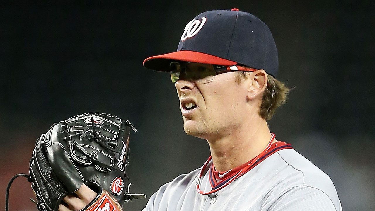 Nats' bullpen has been lights-out through two months