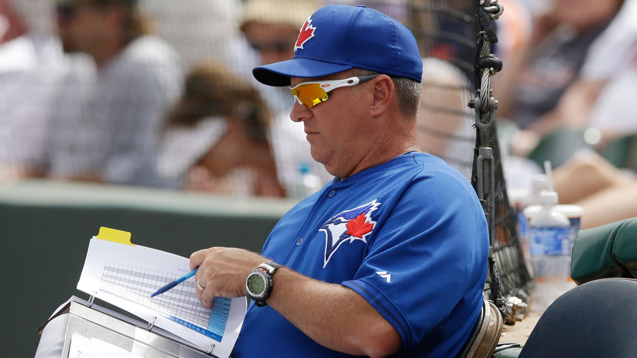 Seitzer right at home as Blue Jays face KC