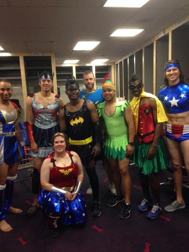 Mets rookie dress-up day could foreshadow new Halloween ...