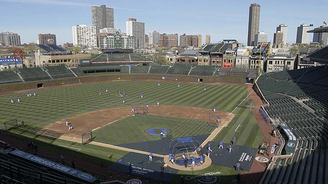 Under Armour All-America game back at Wrigley