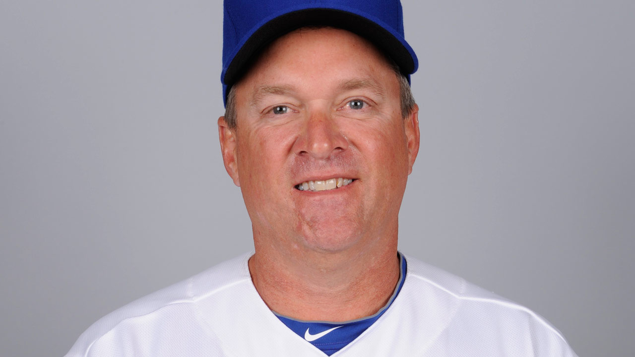 Seitzer named Blue Jays' new hitting coach