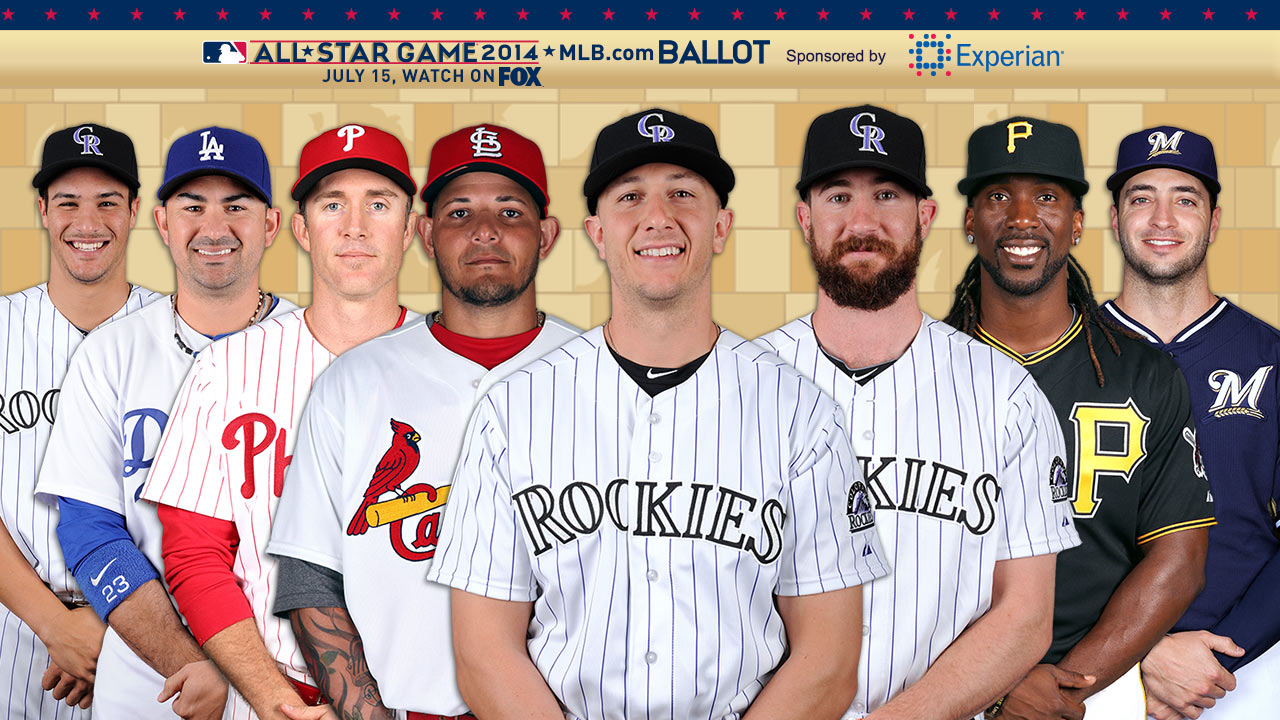 Led by Tulo, three Rockies ahead in NL All-Star vote