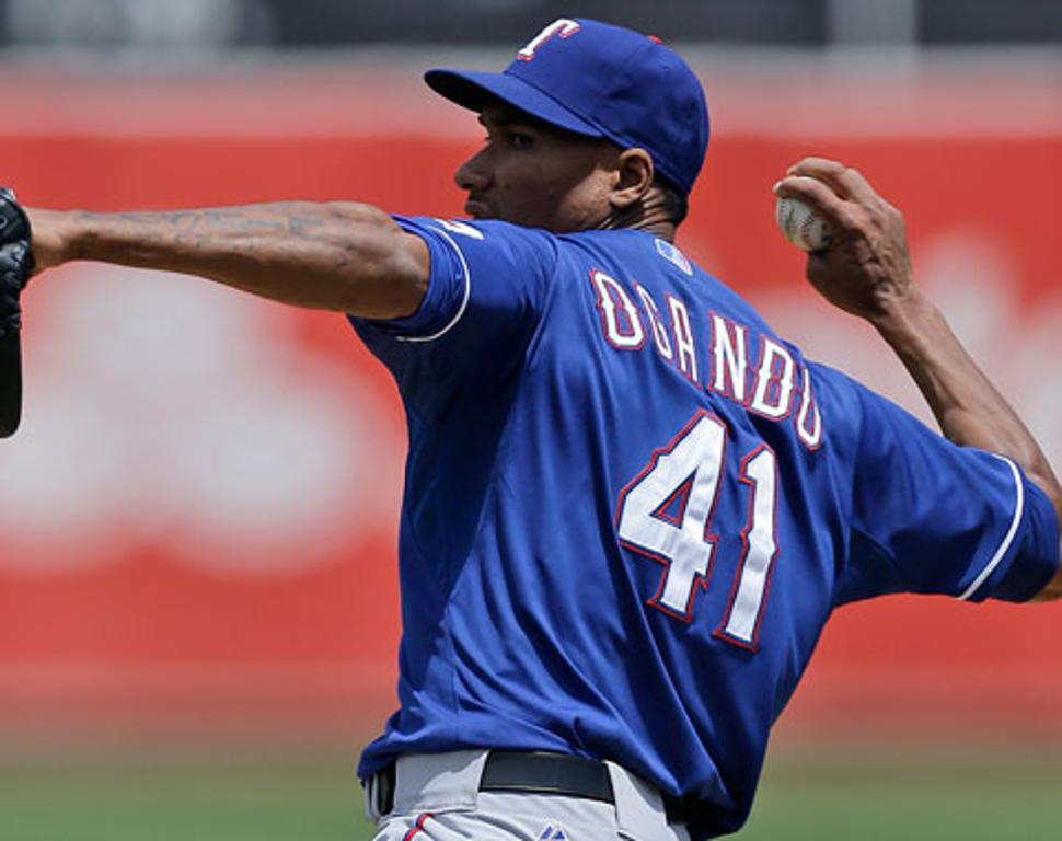 Ogando y Darvish regresarían la próxima semana