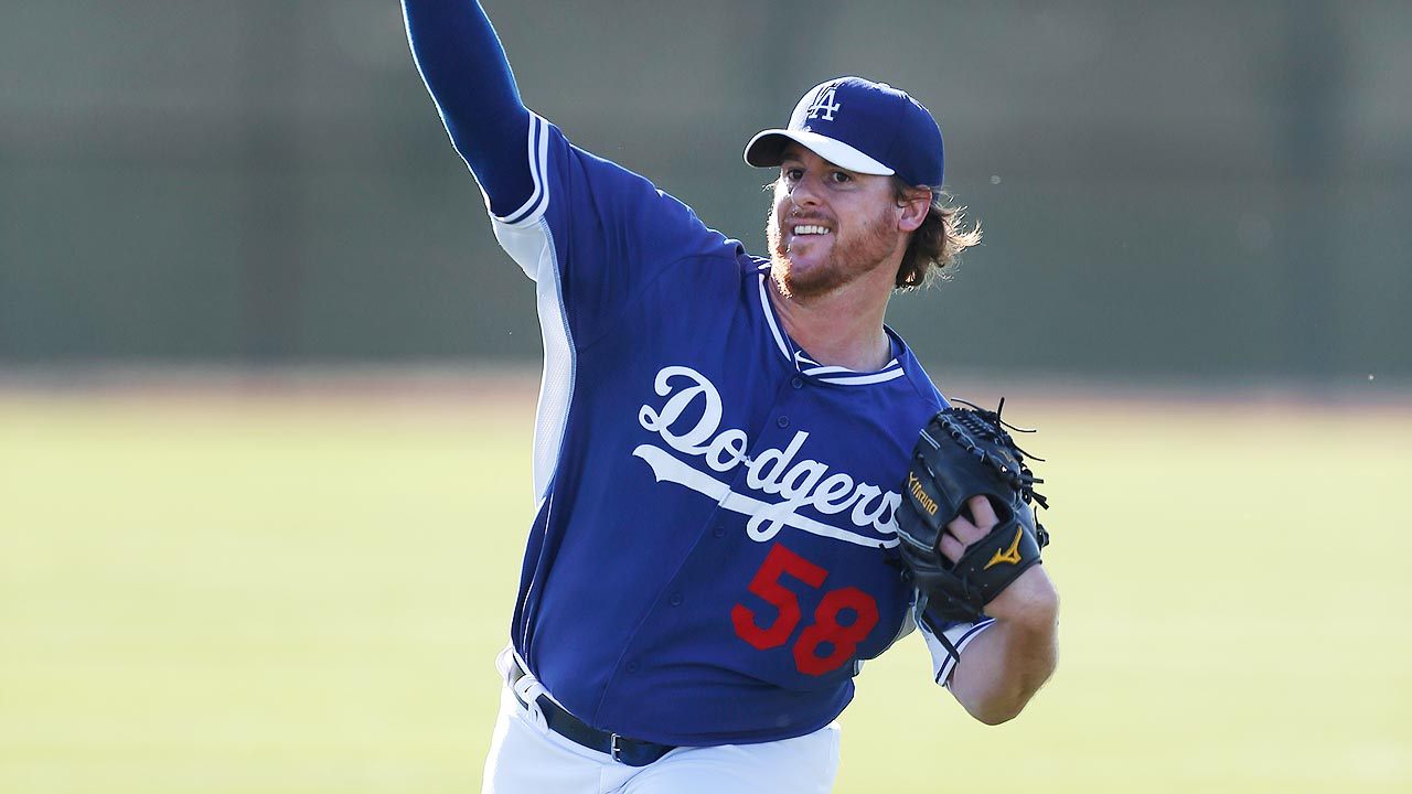 Billingsley throws first live BP session