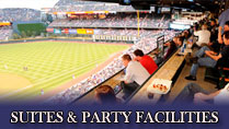 SUITES AND PARTY FACILITIES