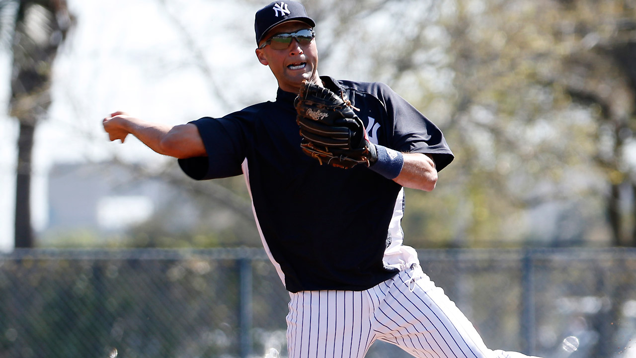 Yanks set roster for Legends Series in Panama