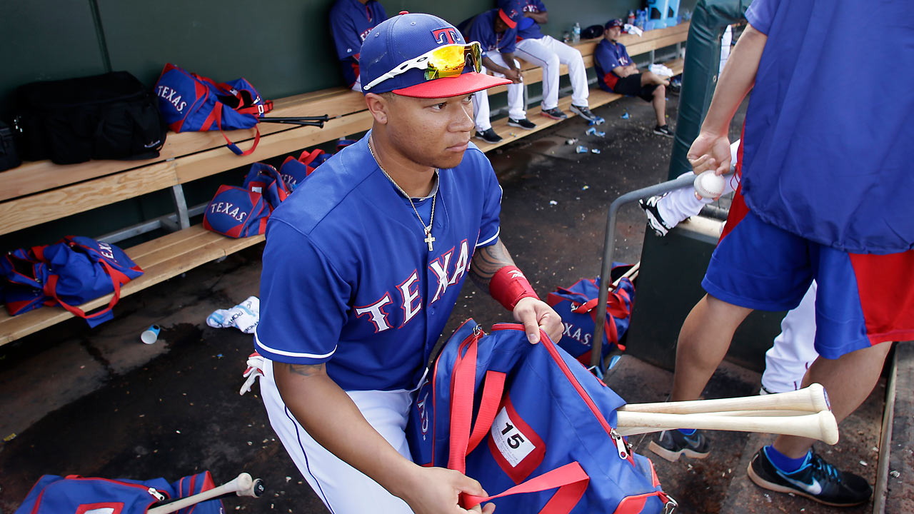 Fielder, Rangers pound King Felix for four earned runs