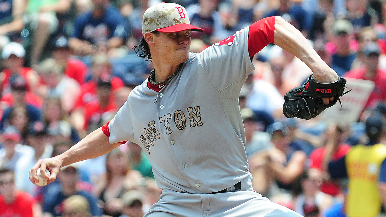 Knee issue could affect Buchholz's next start