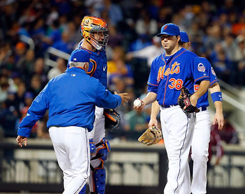 Marcum fue madrugado y Mets cayeron vs. Cubs