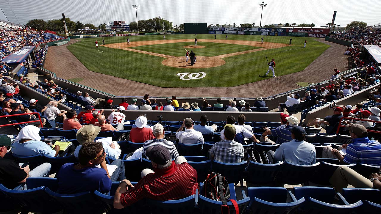 Nats making plans for Spring Training home