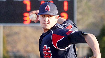 Rox go back to South Alabama, draft Stamey