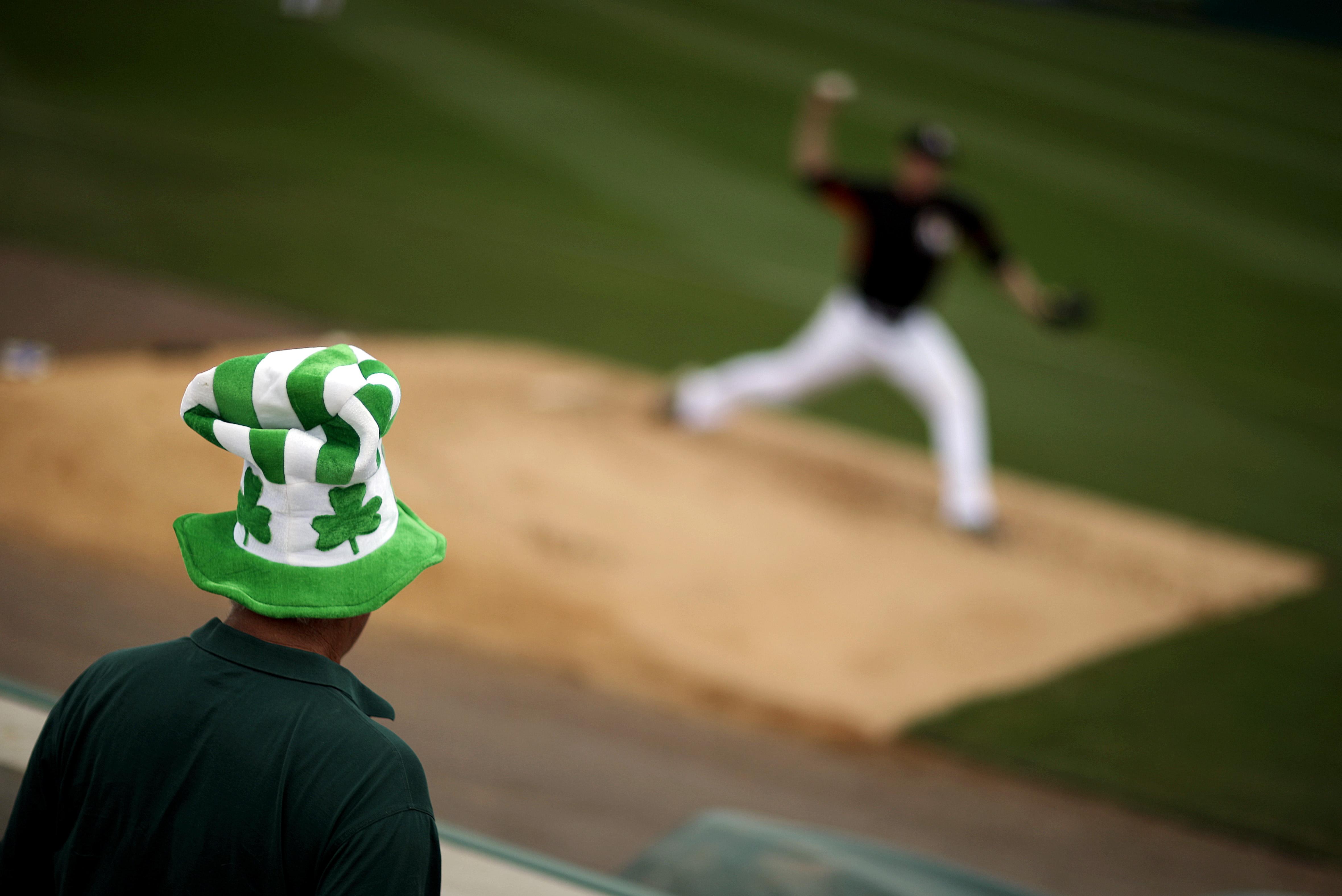 Irish hat