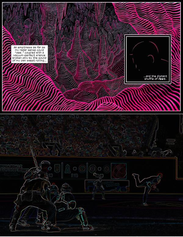 Daredevil sight