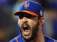National League: Matt Harvey