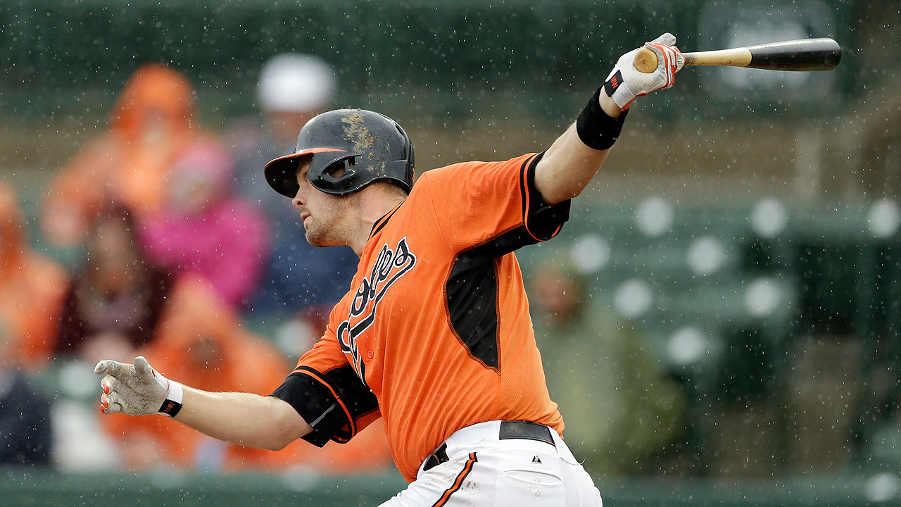 Downpour cancels O's game vs. Sox after two innings