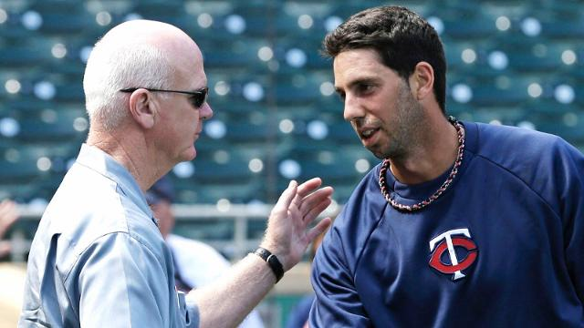 Twins plan to search market for starting pitching