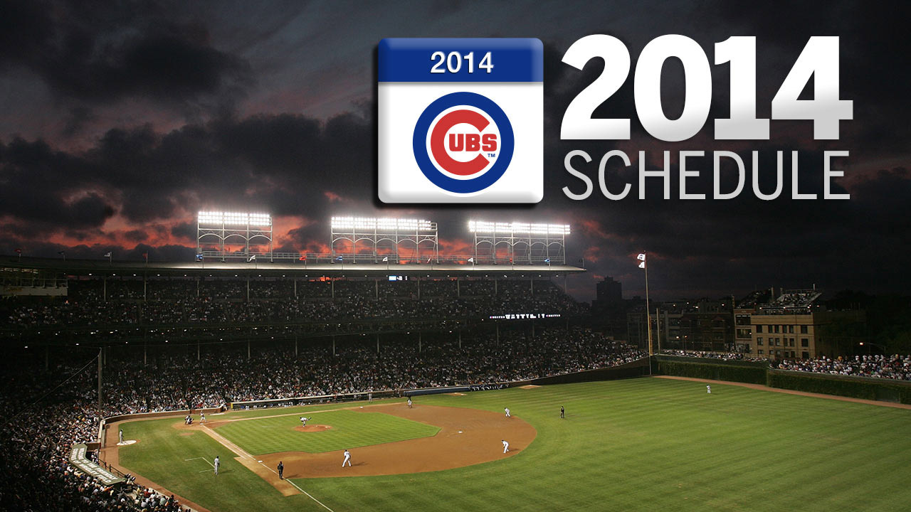 Cubs start 2014 against some of 2013's best