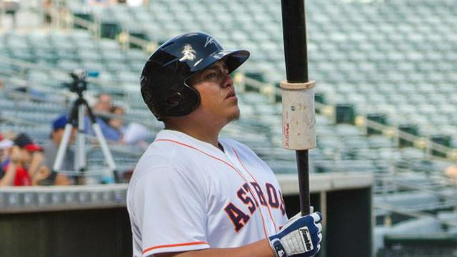 Amador looks to showcase his power in AFL