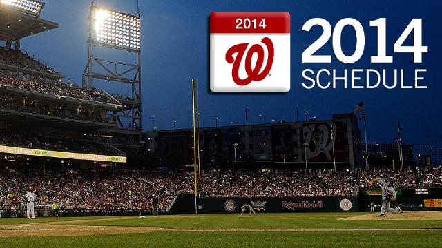 Interleague action pits Nats against AL West in 2014