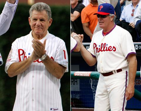 Bowa y Sandberg reunidos de nuevo en Filadelfia