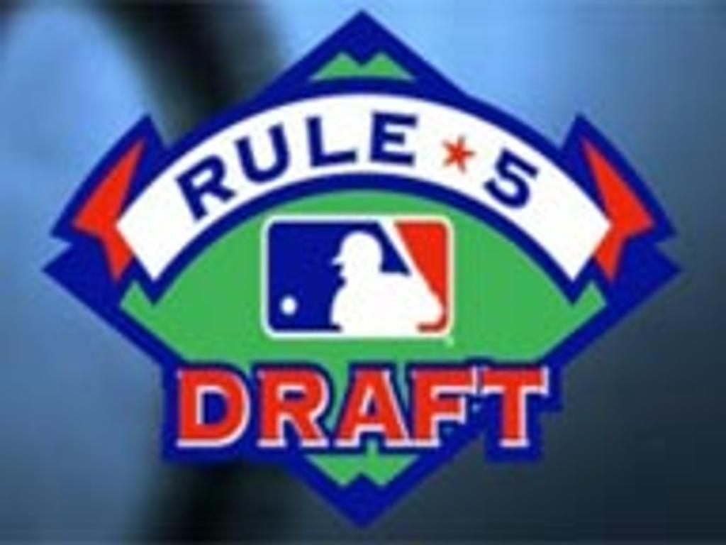 Rays make just one pick in Rule 5 Draft