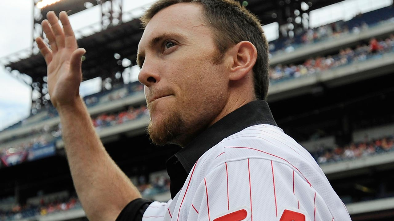 Lidge taking break from academia to assist Phils