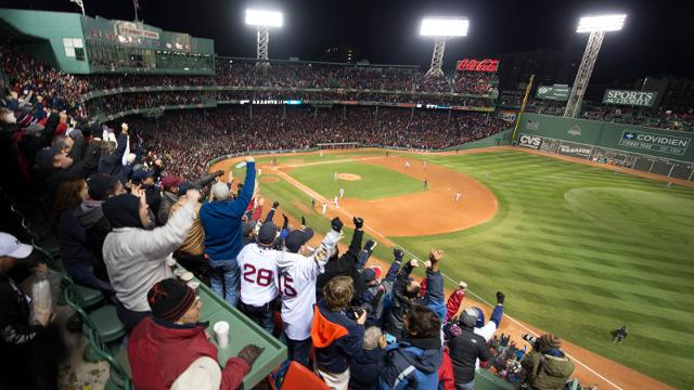 Red Sox set price structure for 2014 tickets