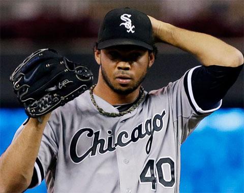 Chicago coloca a Troncoso en la lista de lesionados