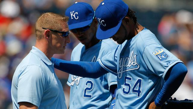 Royals medical staff named best in baseball