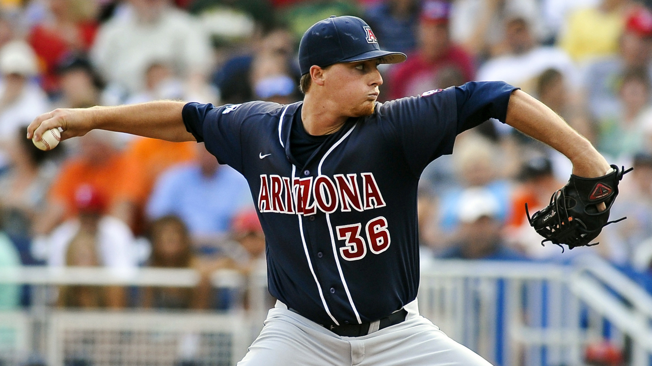 Cubs grab Wildcats ace in ninth round
