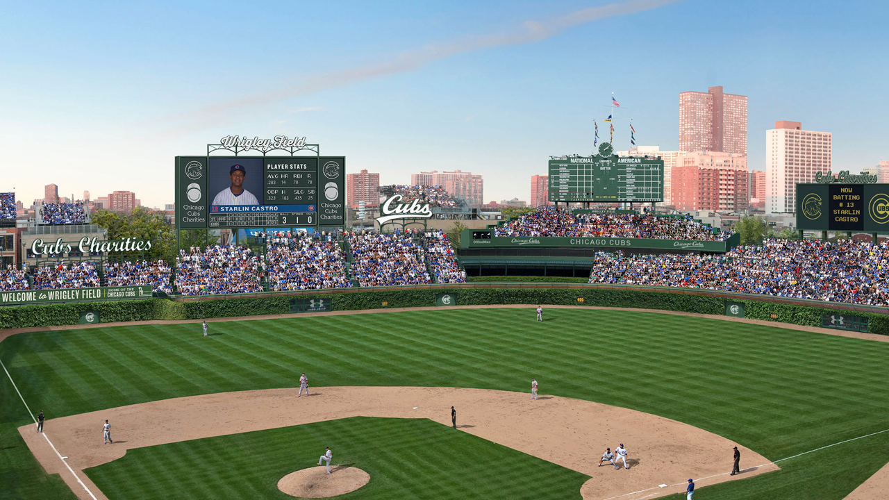 Rizzo, Cubs eager to see Wrigley renovated