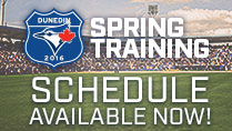 2016 Spring Training Schedule Available Now