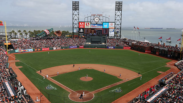 Reds set to call SF home for Game 1 of doubleheader