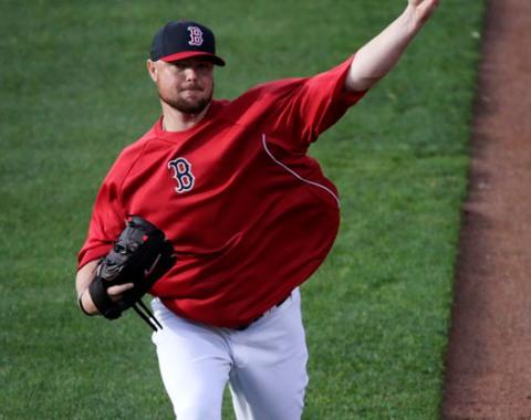 Jon Lester abrirá por Boston el Juego 1 de la S.M.