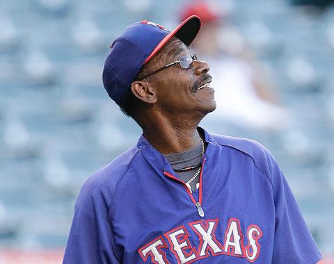 Ron Washington hace todo lo que puede en los Rangers