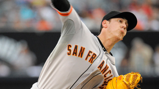 FREAK SHOW: Lincecum no-hits Padres