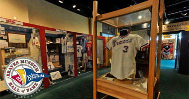 Braves HOF and Musueum