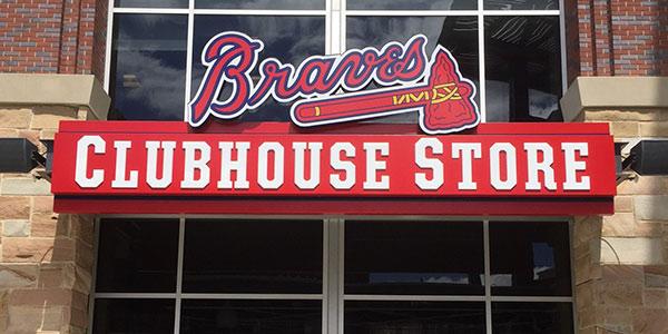huge discount c5bb7 55cb0 Braves fan shop - New york limousine service