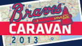2013 Braves Country Caravan Recap