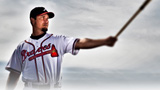 Celebrating Chipper Jones