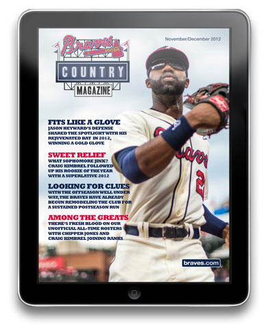Braves Country Magazine - March Issue