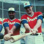 Dale Murphy and Bob Horner helped the '80s Braves become known as America's Team