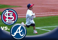 Kids take the Field at Turner Field