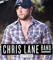 The Chris Lane Band
