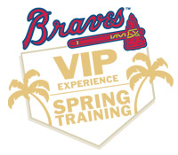 VIP Spring Training logo