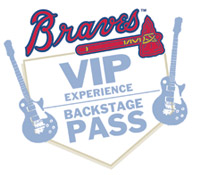 VIP Backstage Pass logo