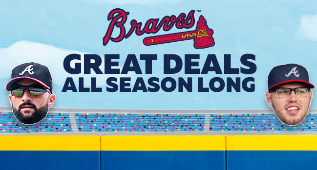Great deals all season long!