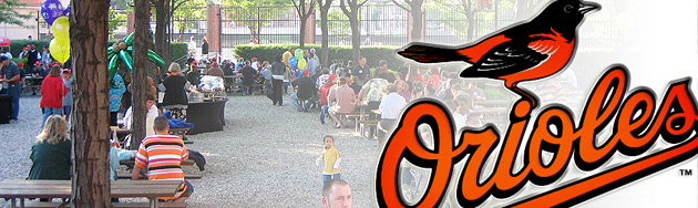 Oriole Park Suite And Party Facility Options Orioles Com